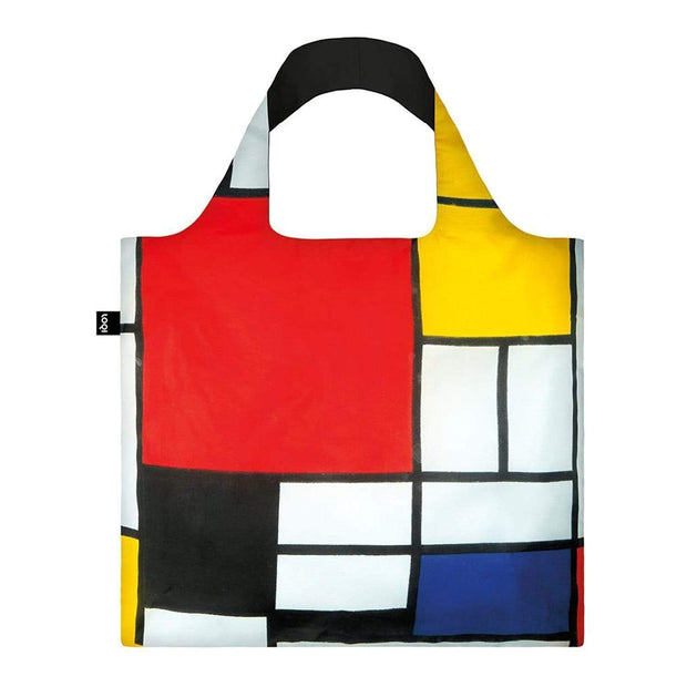 Loqi Museum Piet Mondrian's Composition Tote Bag - PM.CO - Jashanmal Home