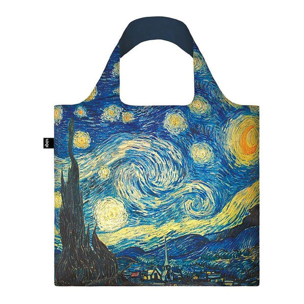 Loqi Museum Vincent Van Gogh The Starry Night Tote Bag - VG.SN - Jashanmal Home