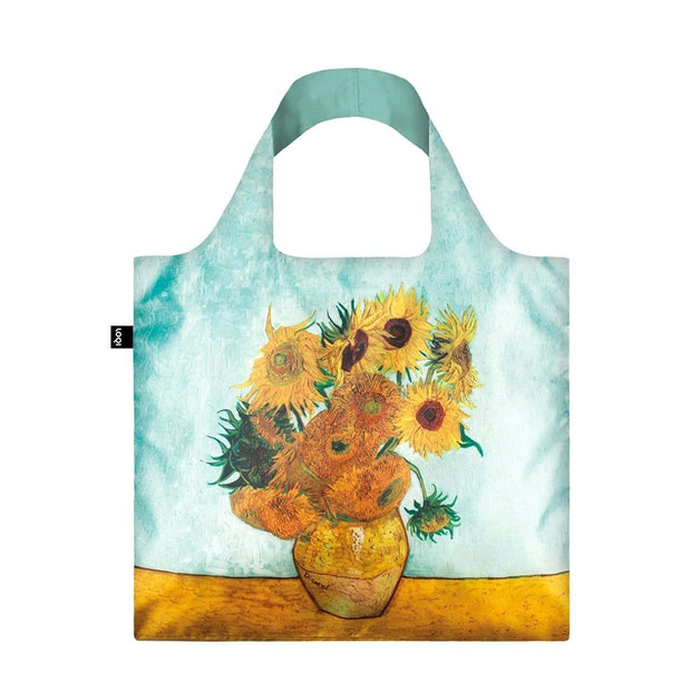 Loqi Museum Vincent Van Gogh Vase with Sunflowers Tote Bag - Multicolour - VG.SU - Jashanmal Home