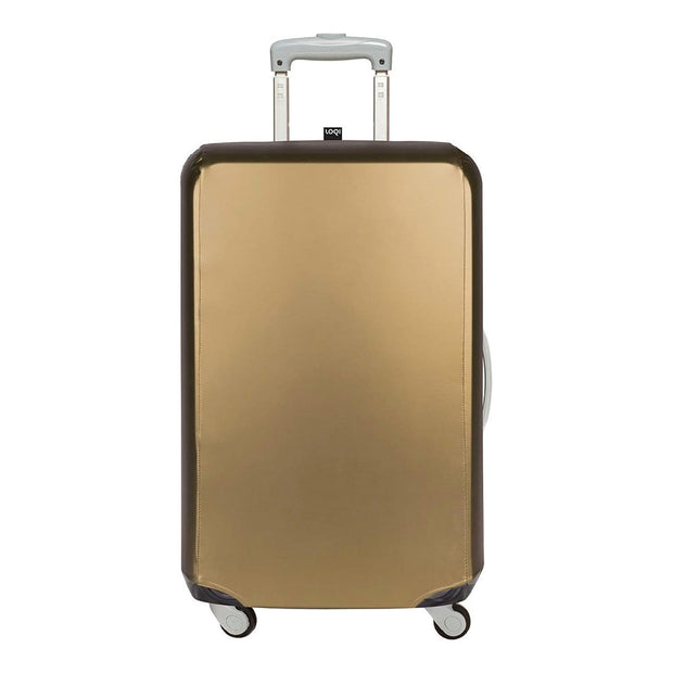 Loqi Metallic Luggage Cover - LM.ME.GO - Jashanmal Home