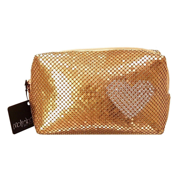 Moliabal Pochette with Box - Gold and Silver - 956A - Jashanmal Home