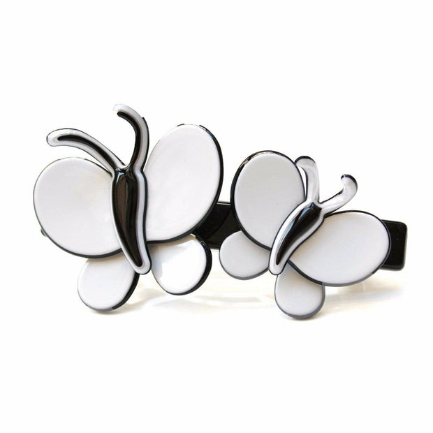 Moliabal Barrette - Black and Ivory - MOL-463 - Jashanmal Home