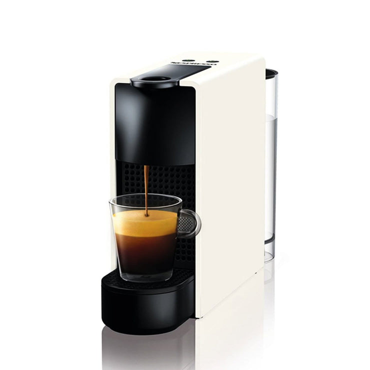 Nespresso Essenza Mini Coffee Machine - White - C30-ME-WH-NE - Jashanmal Home