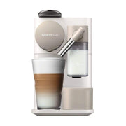 Nespresso Lattissima One Coffee Machine - Silky White - F111-ME-WH-NE - Jashanmal Home