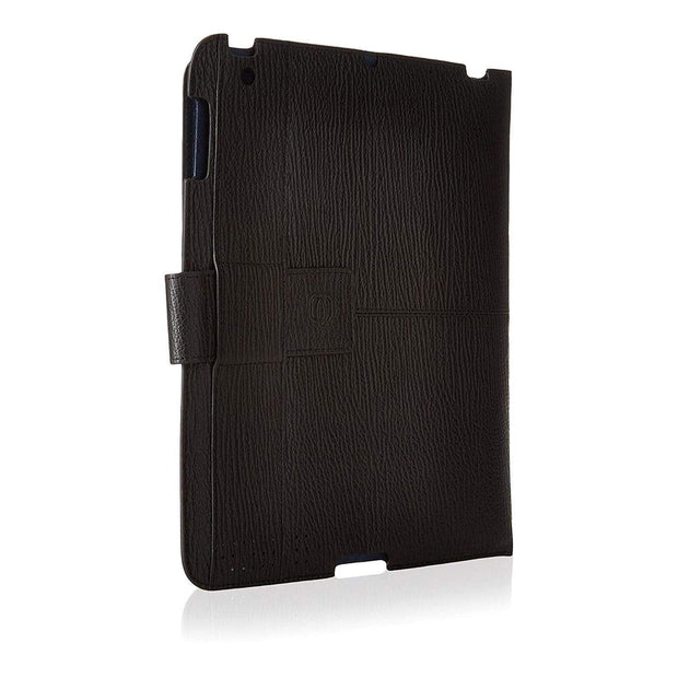 Piquadro Square Ipad Stand Up Case - Black - AC2691SI/N
