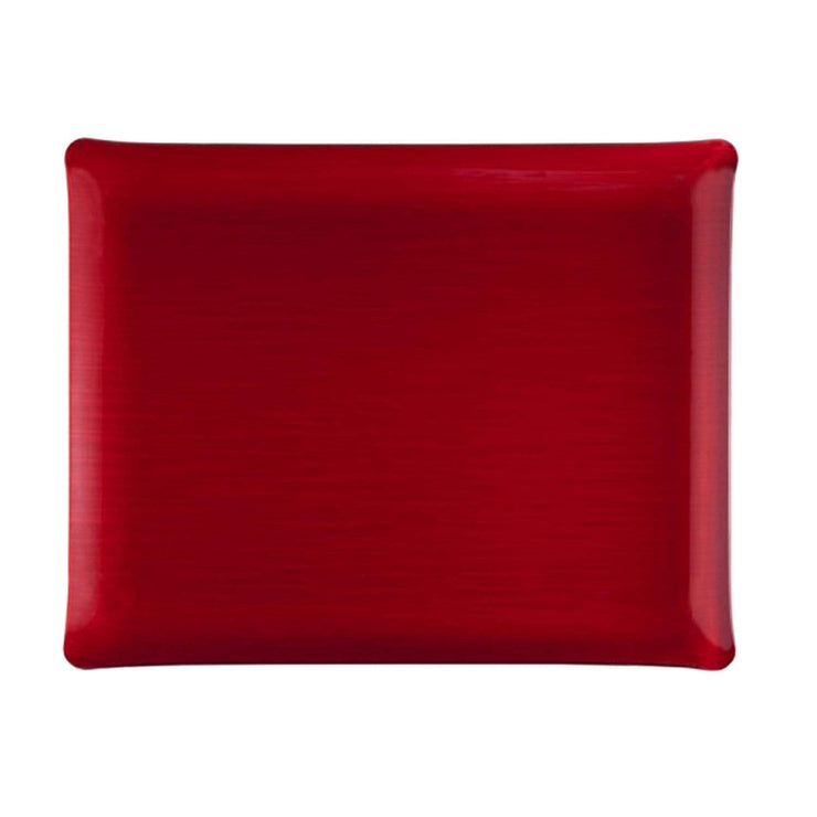 Platex Isis Acrylic Tray - Red, 54 x 43 cm - 4054431156 - Jashanmal Home