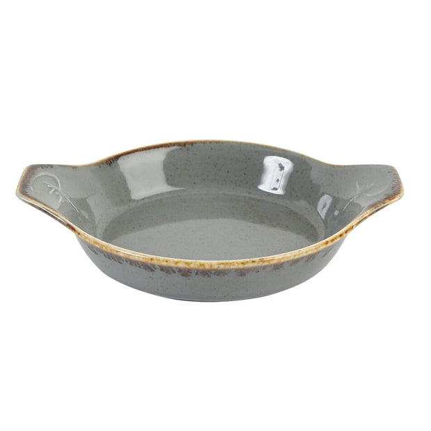 Porland Porselen Seasons Egg Pan - Dark Grey - 04ALM002473 - Jashanmal Home