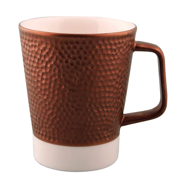 Porland Porselen Legacy Copper Coffee Mug - 335 ml - 04ALM004355 - Jashanmal Home