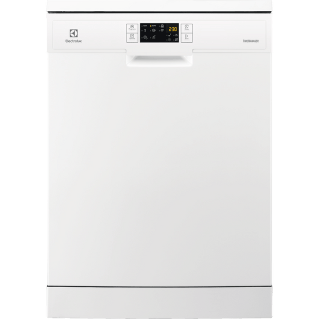 Electrolux AIR DRY 13 Place Settings Dishwasher, White - ESF5542LOW (Made In POLAND)