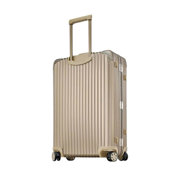 Rimowa Topas Luggage Trolley Bag - Titanium - 920.70.03.4/923.70.03.4/924.70.03.4 T - Jashanmal Home