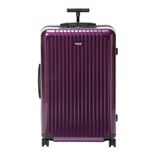 Rimowa Salsa Air Luggage Trolley Bag - Ultraviolet - 82270/820.70.22.4 UV - Jashanmal Home