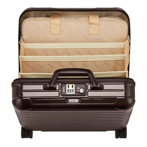 Rimowa Salsa Deluxe Business Trolley Bag - Brown - 87240/830.40.52.4 BWN - Jashanmal Home
