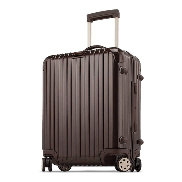 Rimowa Salsa Deluxe Cabin Business Trolley Bag - Brown - 830.56.52.4/831.56.52.4 BWN - Jashanmal Home