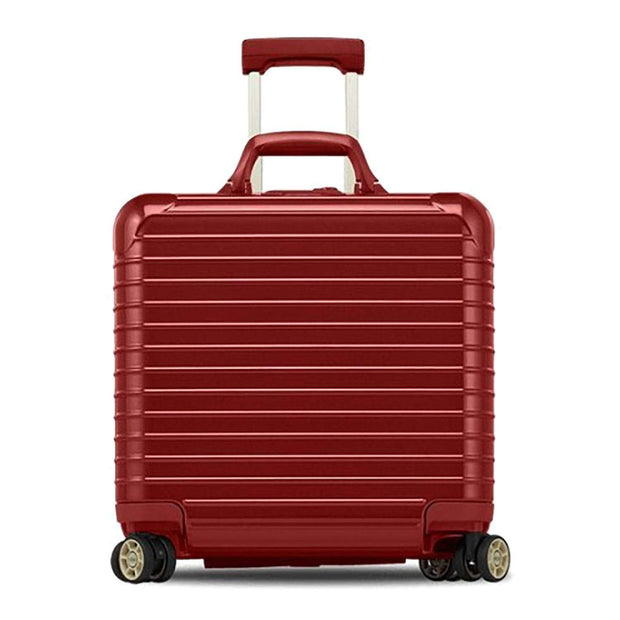 Rimowa Salsa Deluxe Business Trolley Bag - Oriental Red - 830.40.53.4 RED - Jashanmal Home