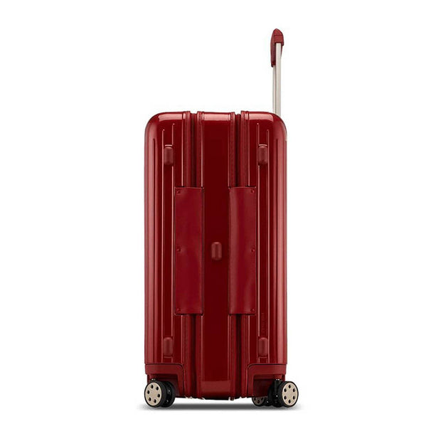 Rimowa Salsa Deluxe 3-suiter Electronic Tag Luggage Trolley Bag - Oriental Red - 831.75.53.5 RED - Jashanmal Home