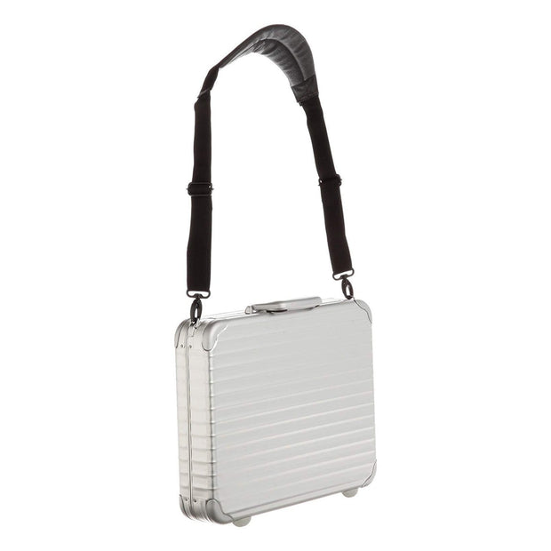 Rimowa Attache Notebook Briefcase - Silver, 47 cm, Large - 90809/900.09.00.0 SLV