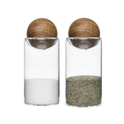 Sagaform Nature Salt and Pepper Holder - Set of 2 - SA5017178 - Jashanmal Home