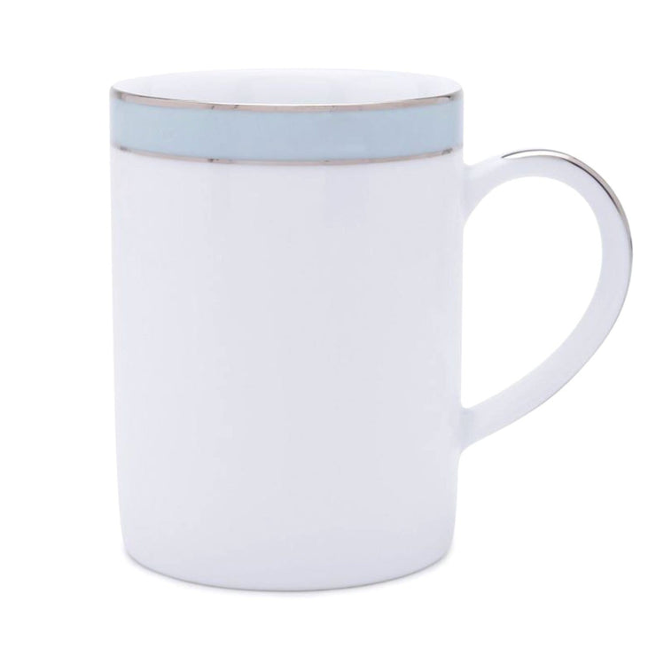 Dankotuwa Bella Tea Mug - White and Blue - BELLAB-0688 - Jashanmal Home