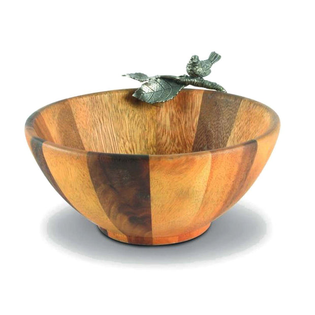 Vagabond House Song Bird Salad Bowl - Small - K212BS-1 - Jashanmal Home
