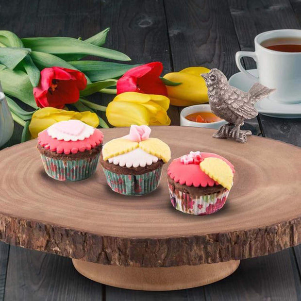 Vagabond House Song Bird Cake Stand - K275S - Jashanmal Home