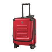 Victorinox Spectra 2.0 Dual Access Global Carry On Trolley Bag - Red - 31318003 - Jashanmal Home
