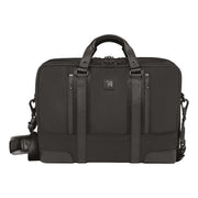 Victorinox Lexington 15 Lexicon Professional 15.6 inch Laptop Briefcase - Black - 601114