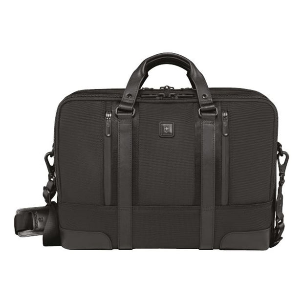 Victorinox Lexington 15 Lexicon Professional 15.6 inch Laptop Briefcase - Black - 601114 - Jashanmal Home