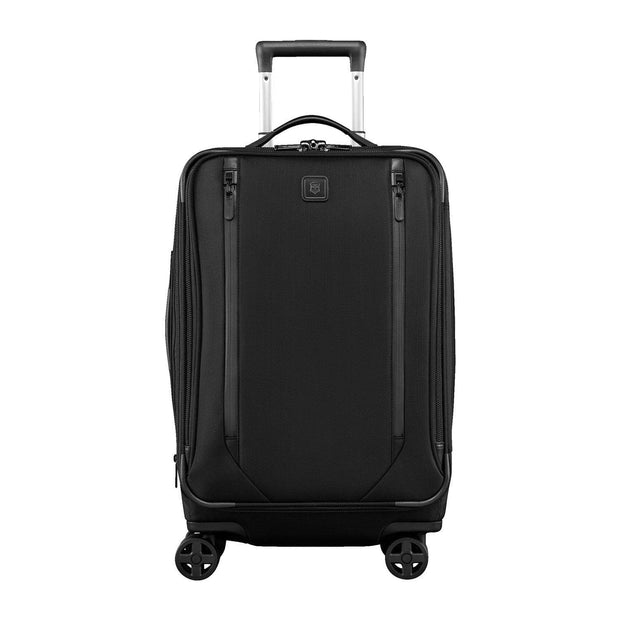 Victorinox Lexicon 2.0 Dual-Caste Luggage Trolley Bag - Black - 601178 - Jashanmal Home