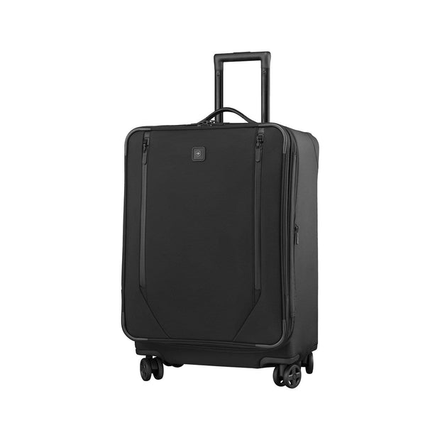 Victorinox Lexicon 2.0 Dual-Caste Luggage Trolley Bag - Black - 601180 - Jashanmal Home