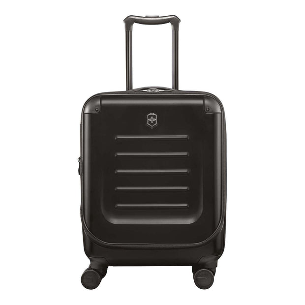 Victorinox Spectra 2.0 Expandable Global Carry On Trolley Bag - Black - 601286 - Jashanmal Home