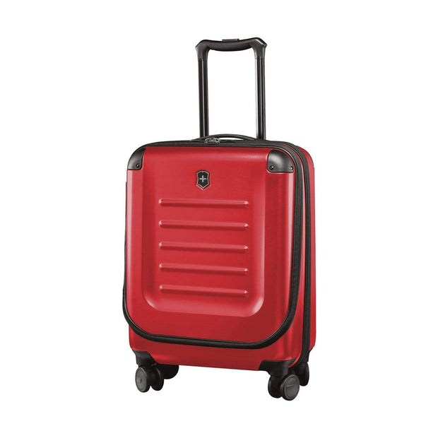 Victorinox Spectra 2.0 Expandable Global Carry On Trolley Bag - Red - 601349 - Jashanmal Home