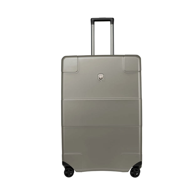 Victorinox Lexicon Hardside Luggage Trolley Bag - Grey - 602108 - Jashanmal Home