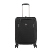 Victorinox Werks Traveller 6.0 Spinner Trolley Bag - Black - 605402 - Jashanmal Home