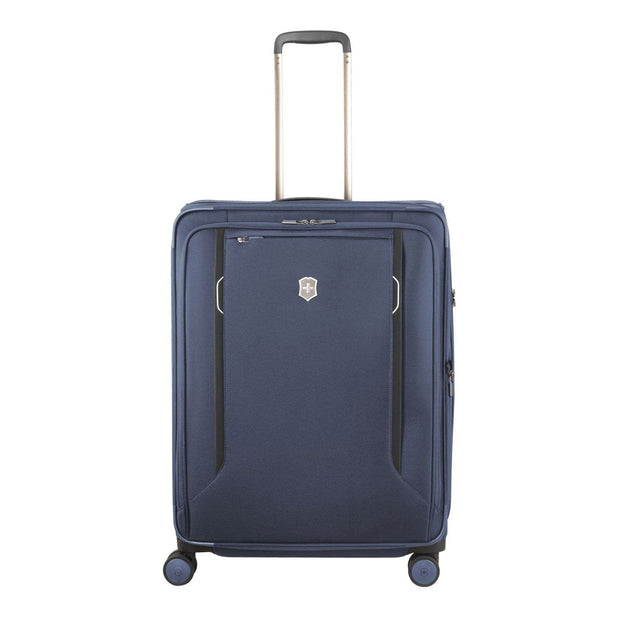 Victorinox Werks Traveler 6.0 Softside Trolley Bag - Blue - 605412 - Jashanmal Home