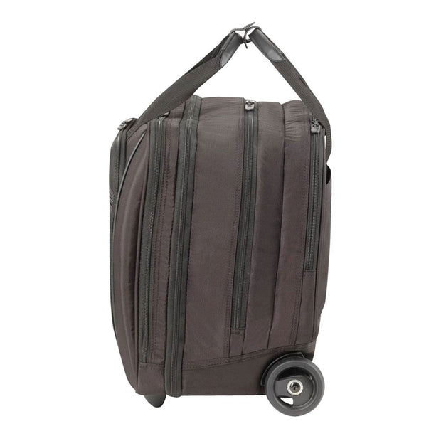 Victorinox Werks Professional 2.0 Wheeled Business Briefcase - Black - 605726 - Jashanmal Home
