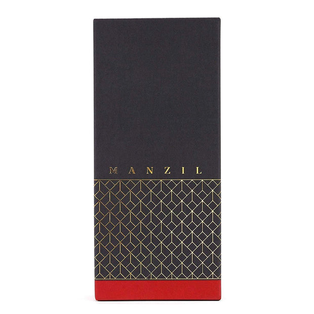 Wallace & Co. Manzil Leather and Oud Room Spray - 80 ml - 880384322932 - Jashanmal Home