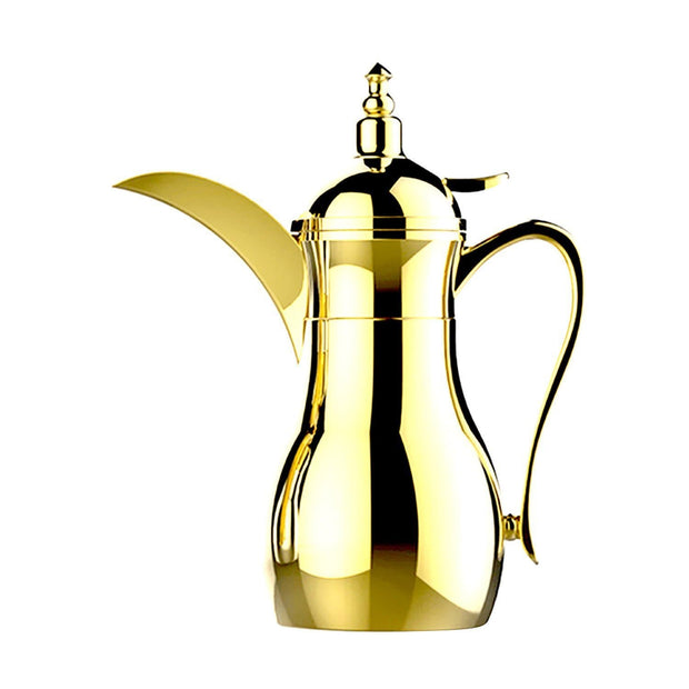 Emsa Arabic Mini Coffee Dallah - Gold - S-0315GG - Jashanmal Home