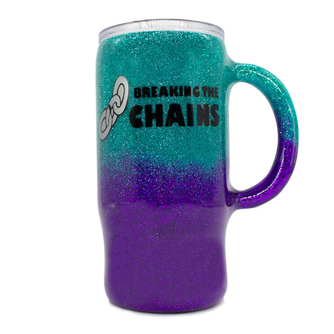 CAP-AN-TAP™ Breaking The Chains Junior Cup 16oz