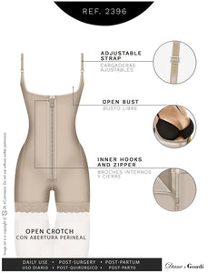 Butt Lifting Body Shaper