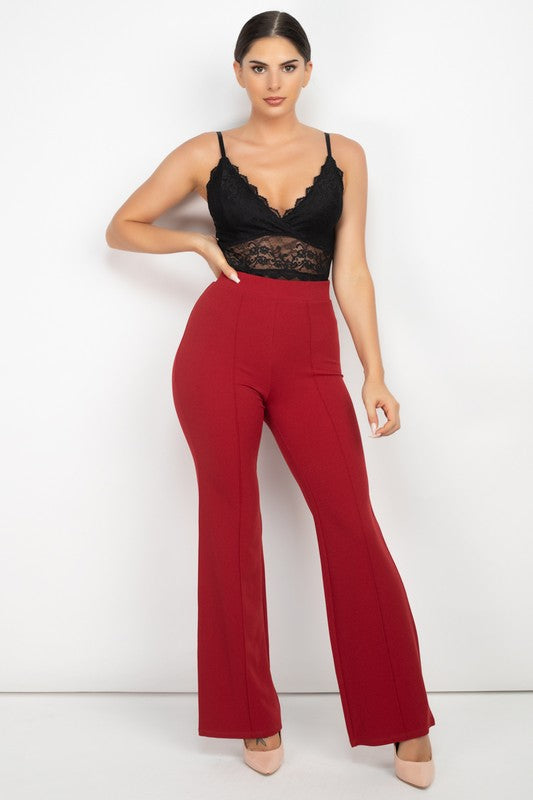 Working It Pants - Red