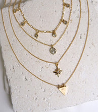 Load image into Gallery viewer, Star Struck Layered Necklace