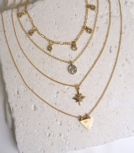 Star Struck Layered Necklace