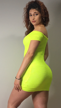 Load image into Gallery viewer, Kyara Dress - Neon