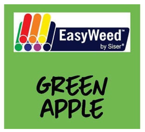 Green Apple Smooth HTV