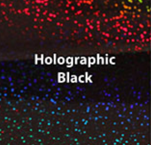 Black Holographic HTV