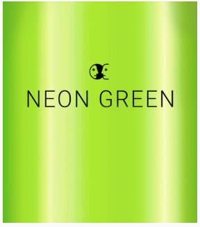 Neon Green Reflective HTV