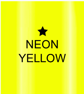 Neon Yellow Reflective HTV