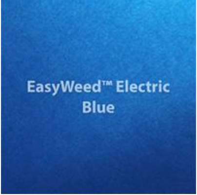 Electric Blue HTV
