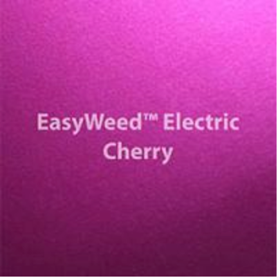 Electric Cherry HTV