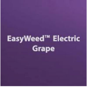 Electric Grape HTV